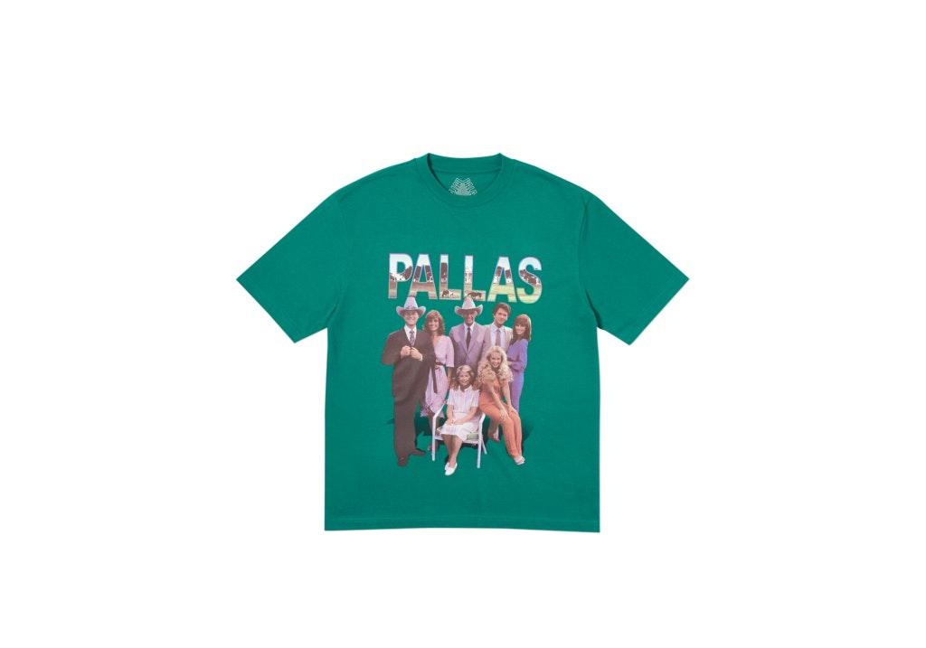 Palace Pallas T-Shirt Green