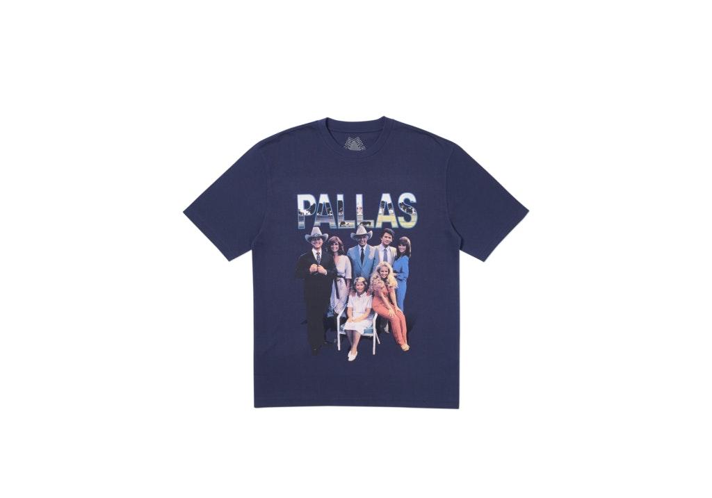 Palace Pallas T-Shirt Navy