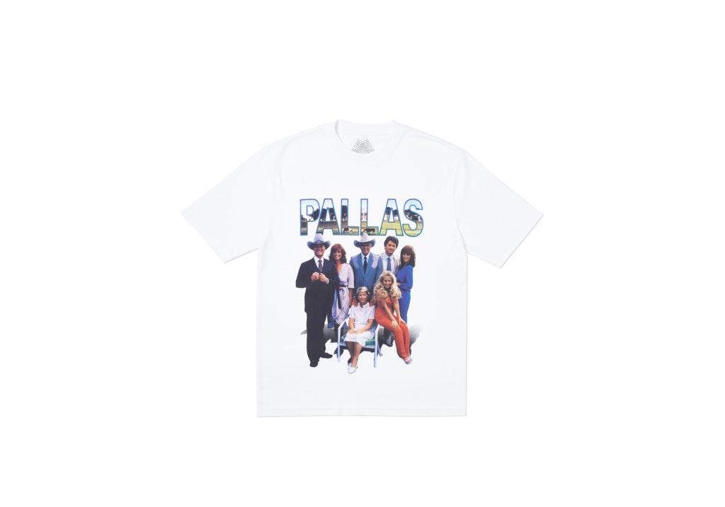 Palace Pallas T-Shirt White