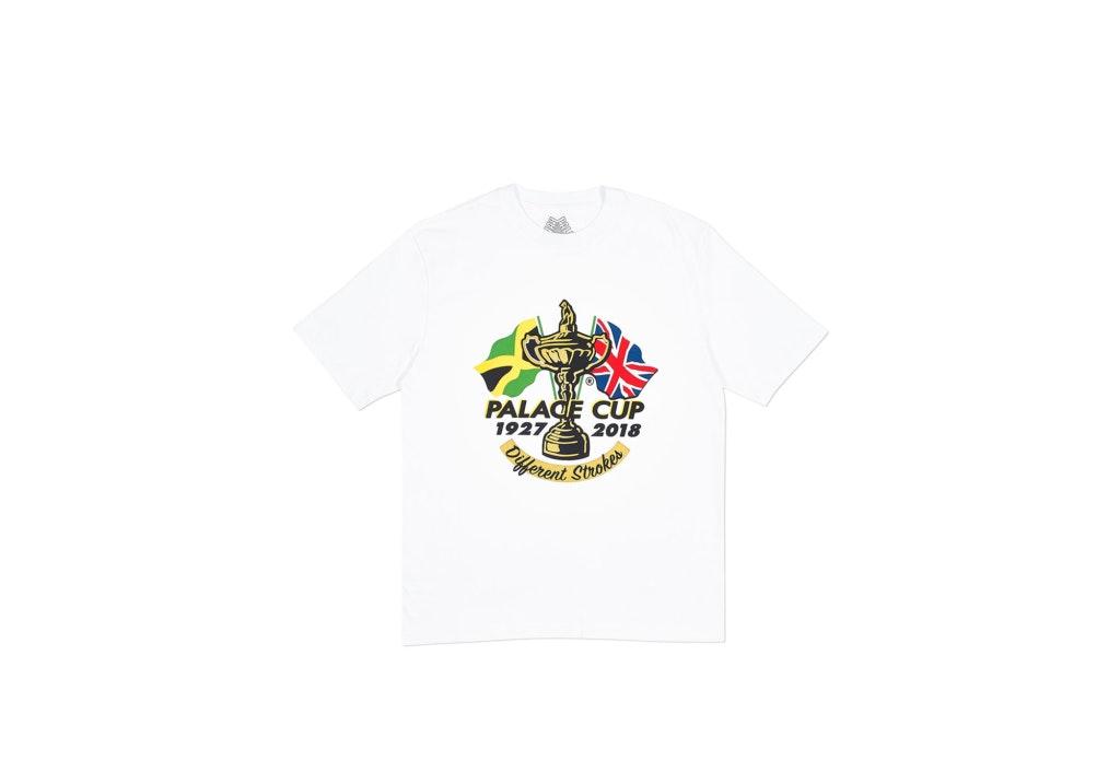 Palace Par T-shirt White