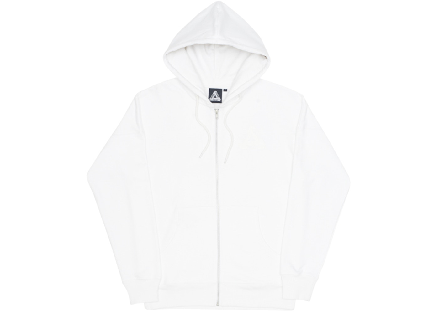 f3dacacdaccc Palace Performance Zip Hood White - Winter 2015