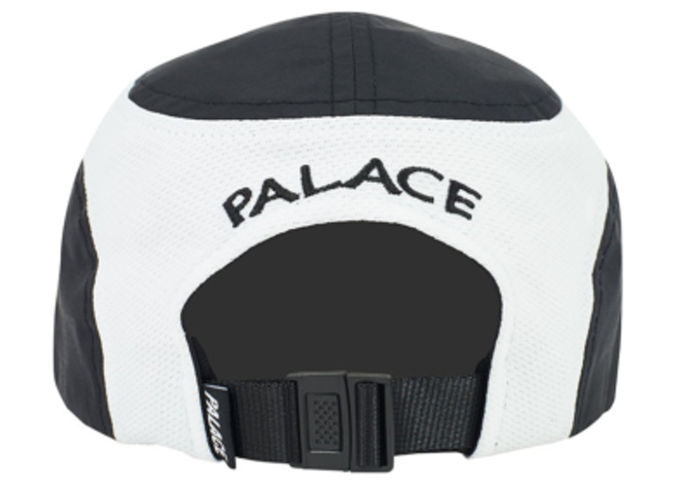 44686b10648 Palace P s Are Good Shell Running Hat Black - FW18