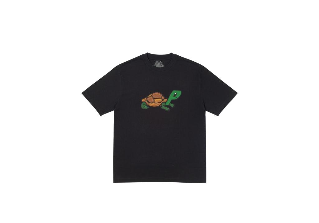 Palace Purtle T-Shirt Black