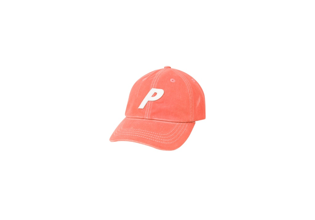 Palace Reacto P 6-Panel Red