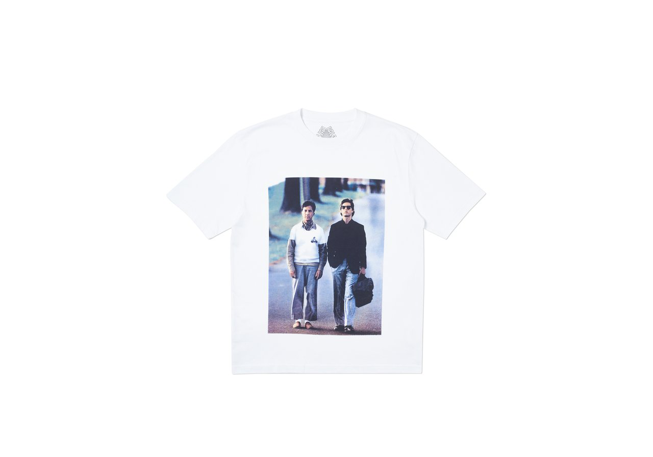 Palace Reign Man T-Shirt White