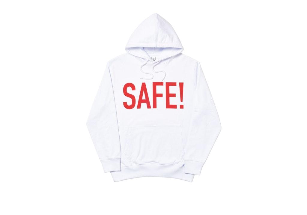 Palace Safe T Hood White