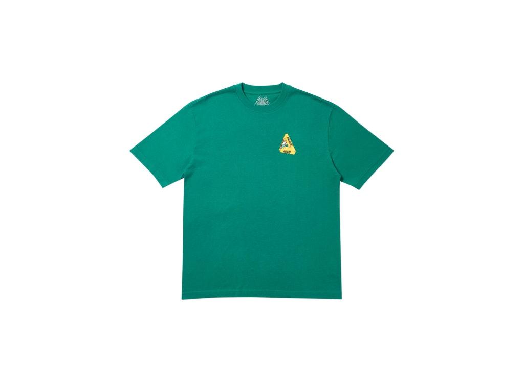 Palace Safe T-Shirt Green