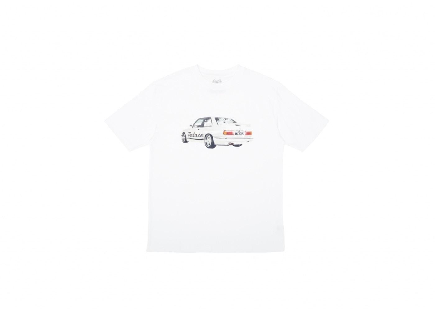 d36c6fa46f96 Palace Schotter T-Shirt White - Autumn 2015