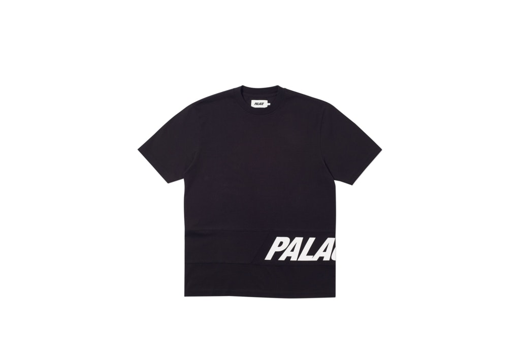 Palace Side T-Shirt Black
