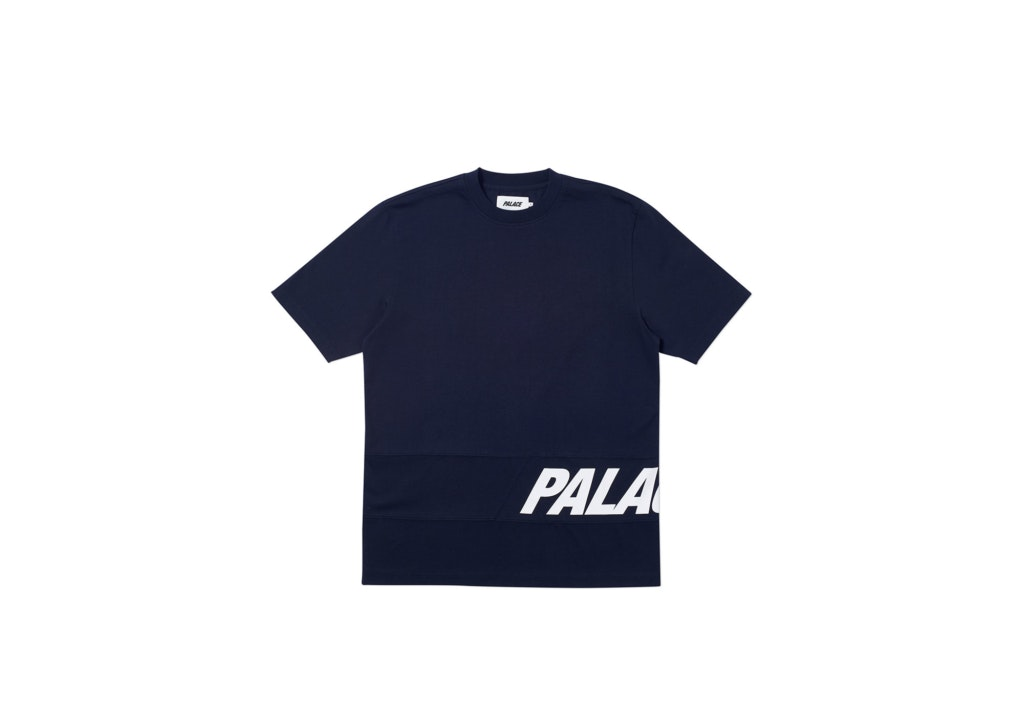 Palace Side T-Shirt Navy