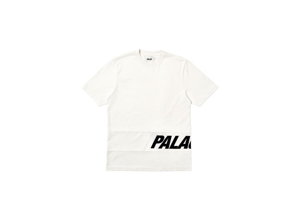 Palace Side T-Shirt White