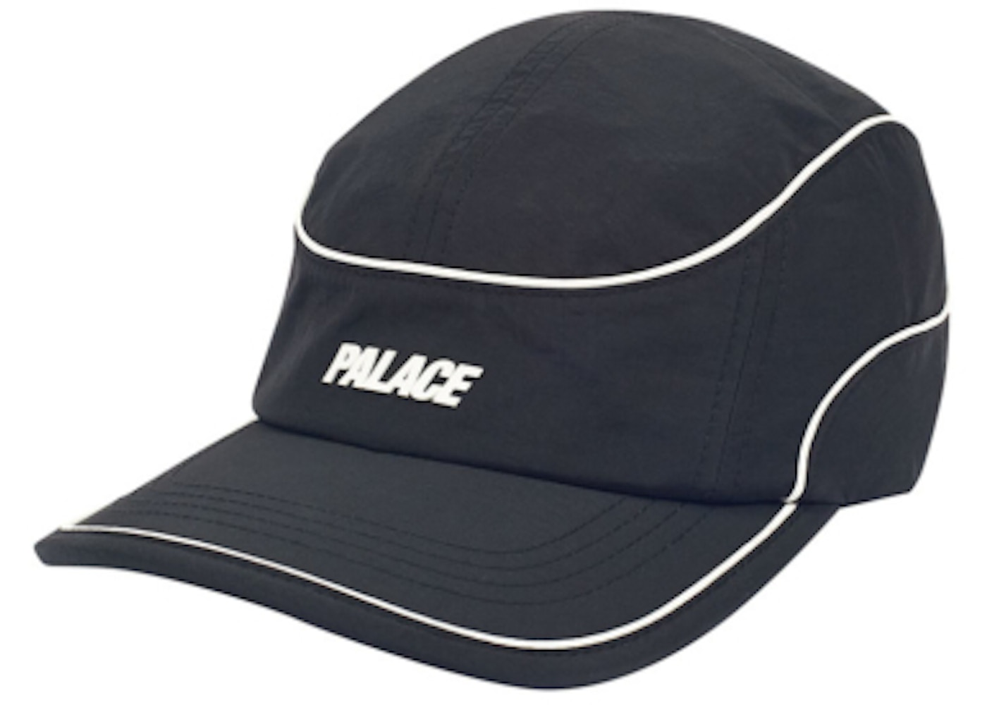 Sell. or Ask. View All Bids. Palace Sidepipe Shell Running Hat Black 4d6f5c9f51a