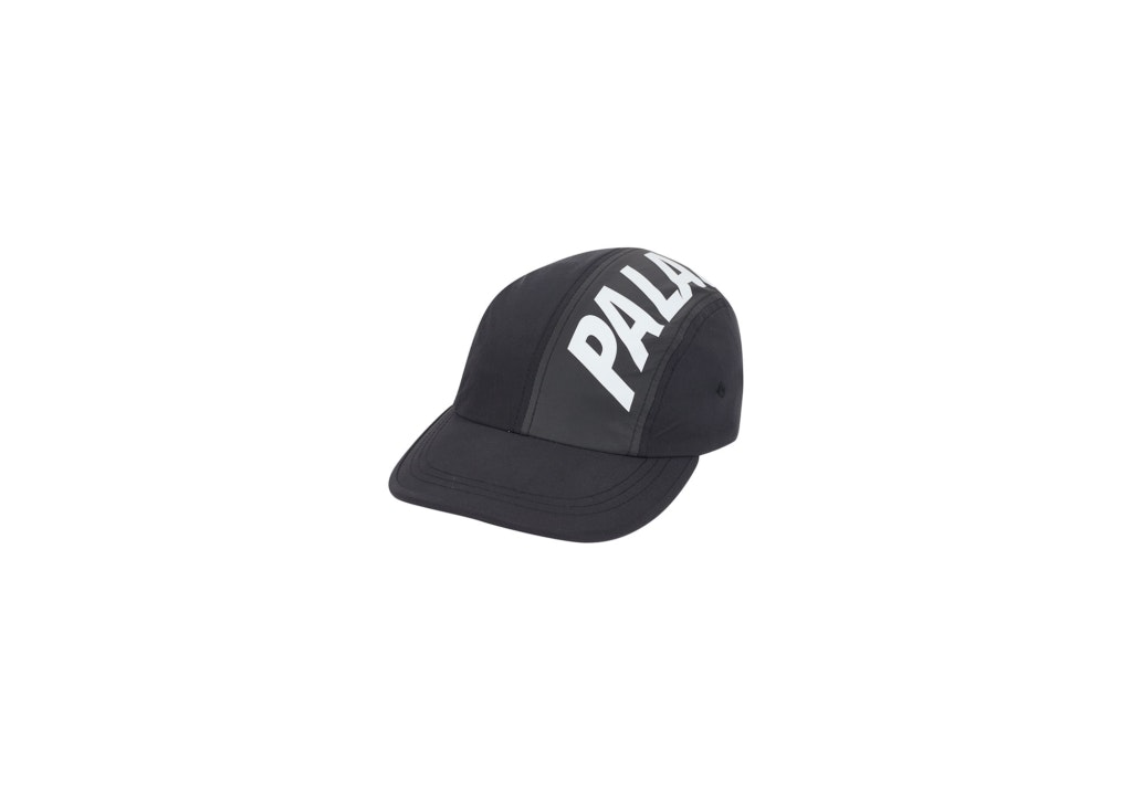 Palace Smock Shell Hat Black