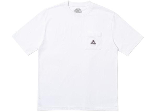aa27d576 Palace Sofar Pocket T-Shirt White - SS19
