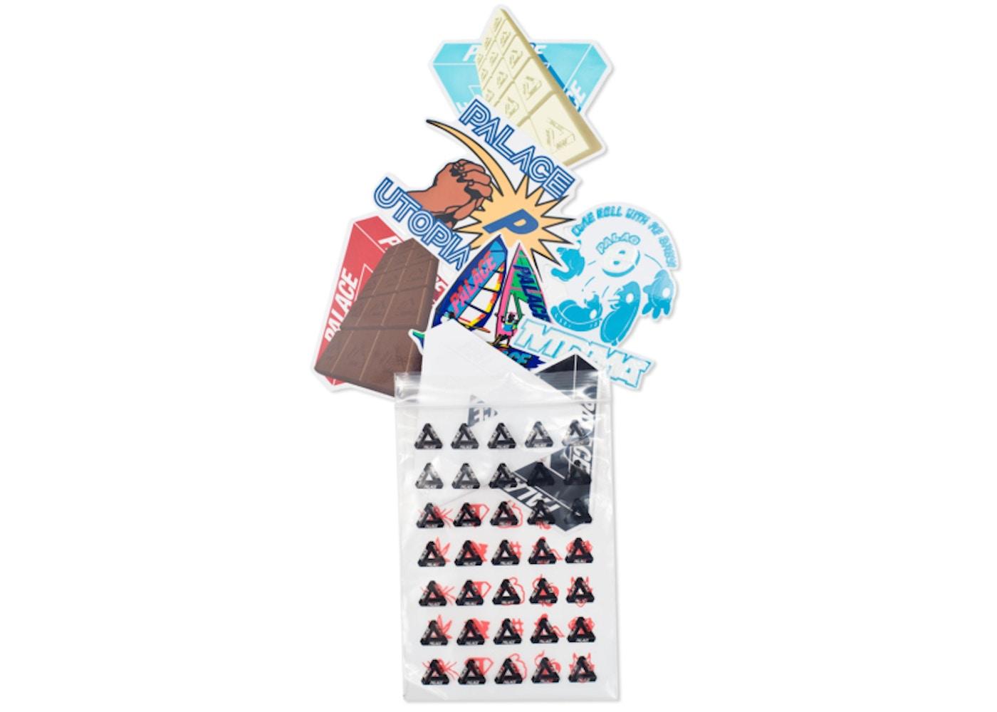 3d11b5025eac Palace Sticker Pack Autumn 2016 Multi - Autumn 2016