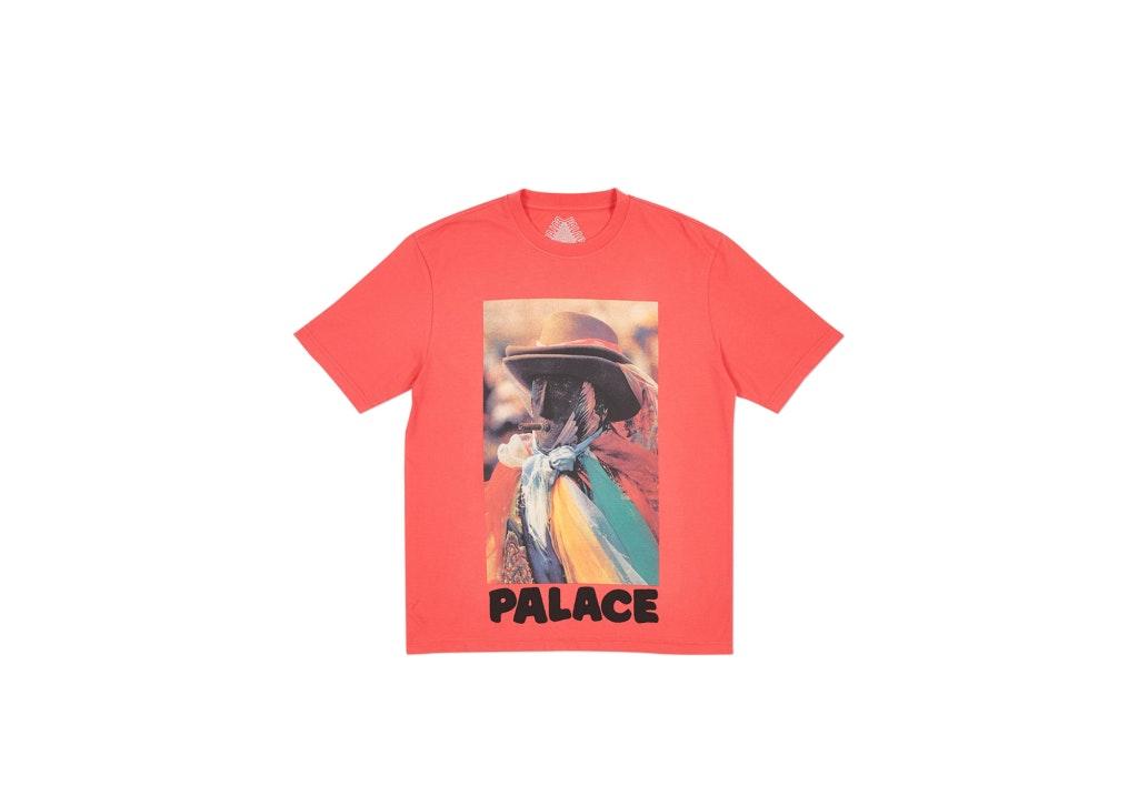Palace Stoggie T-Shirt Light Red