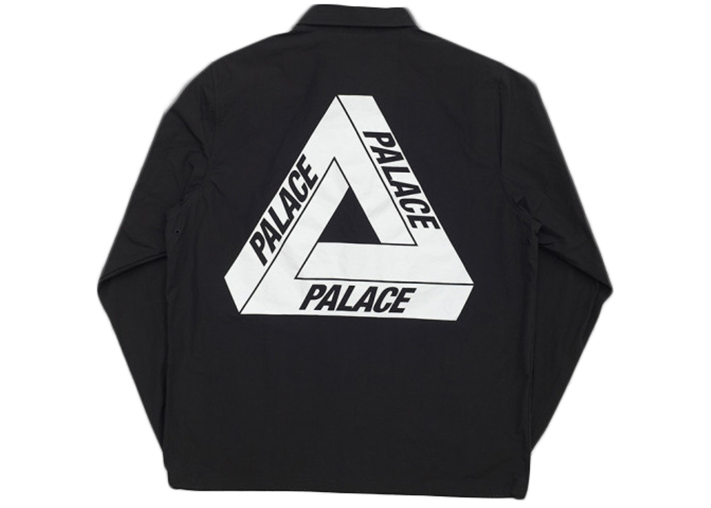 811037527 Palace Tech Coaches Jacket Black - SS15