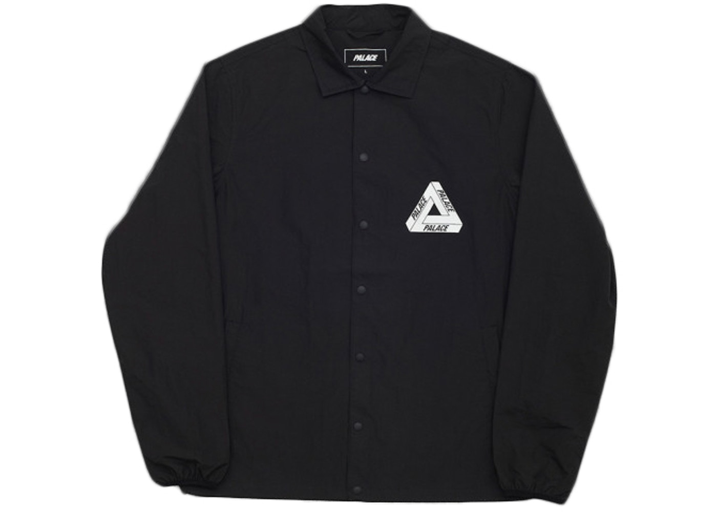 a23ffdea6 Palace Tech Coaches Jacket Black. Tech Coaches