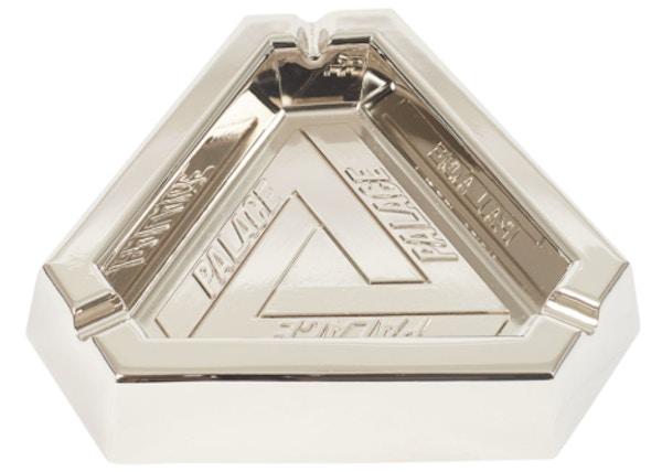 Palace Tri-Ferg Ashtray Silver