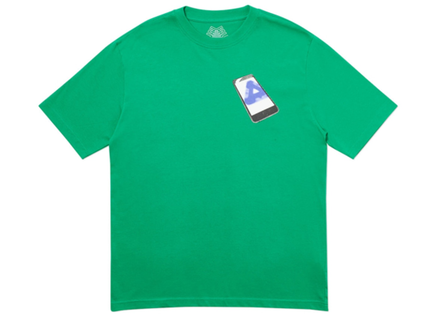 Palace Tri-Phone T-Shirt Green
