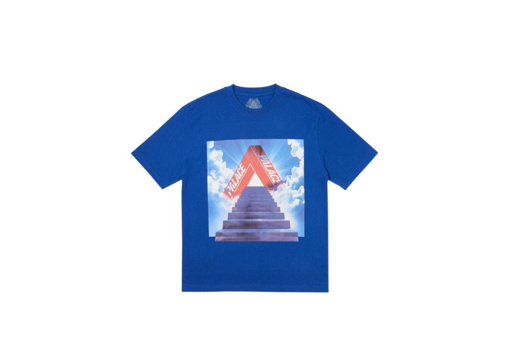 Palace Tri-Ternity T-Shirt Blue