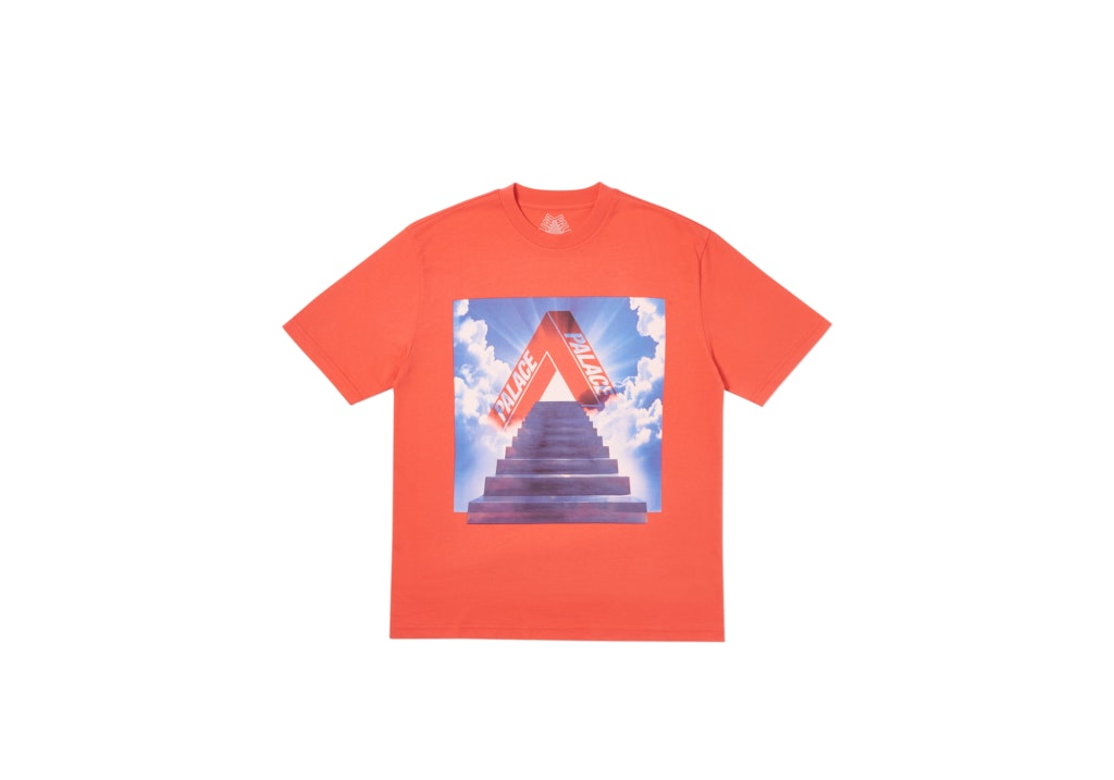 Palace Tri-Ternity T-Shirt Red