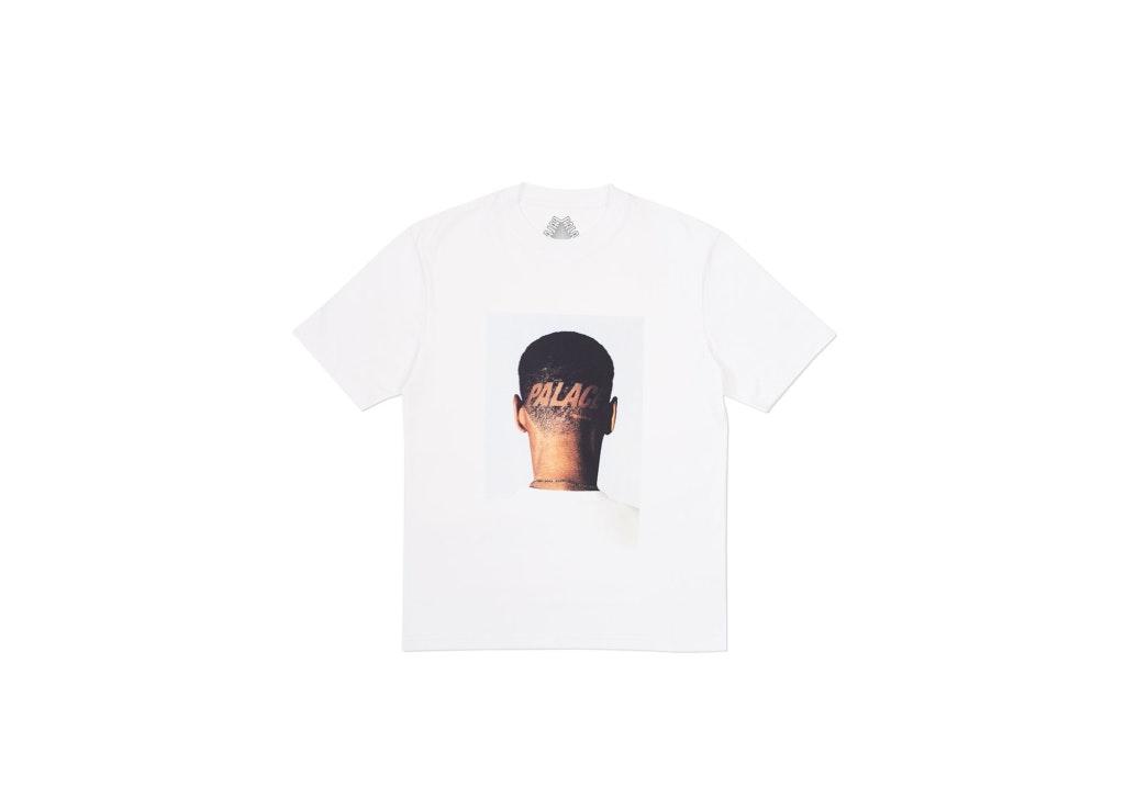 Palace Trim T-Shirt White