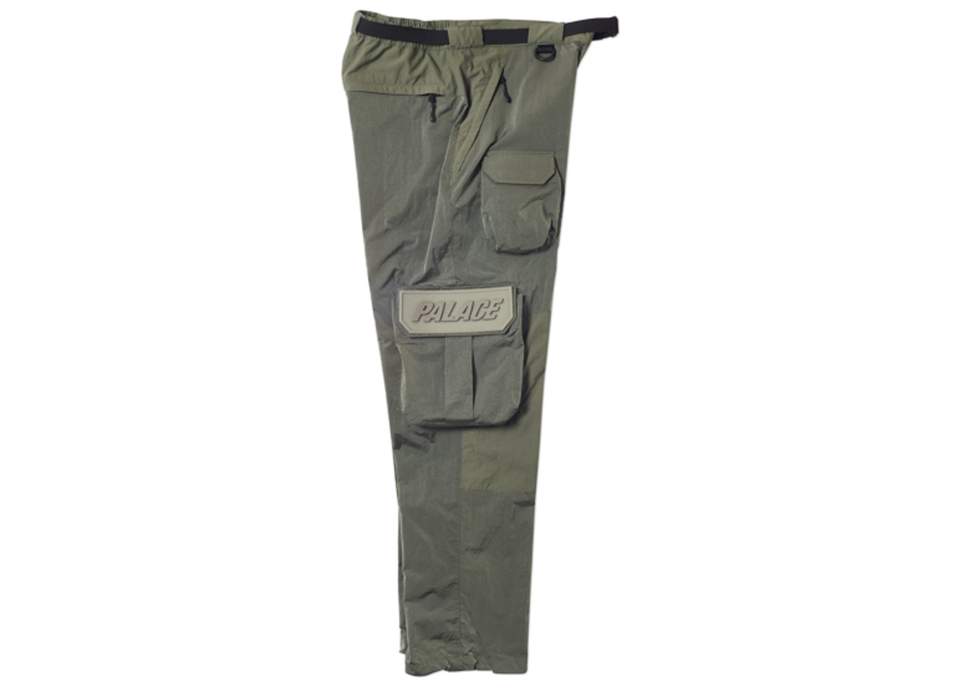 dce26758 Palace Utility Iridescent Pant Olive - SS19