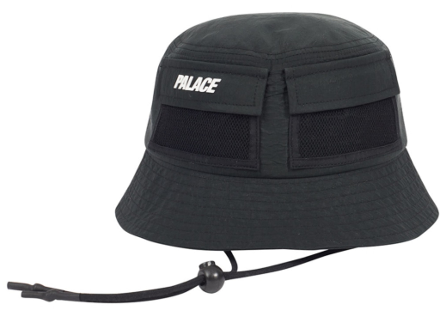 07d64940317 View All Bids. Palace Utility Shell Bucket Hat Black. Utility Shell