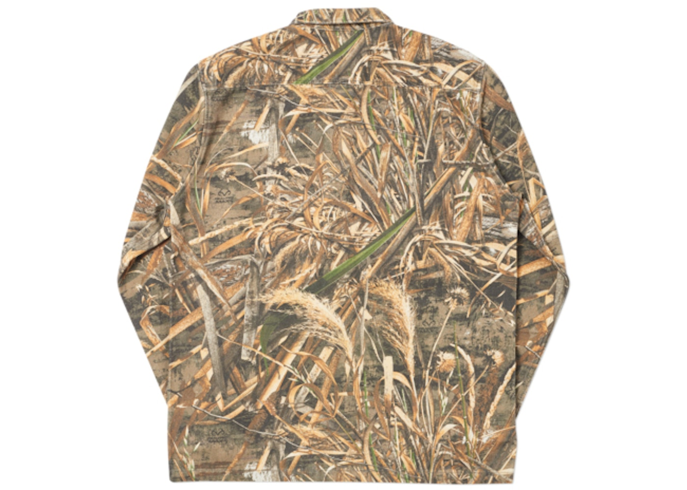 ae2a291f2c33 Sell. or Ask. Size L. View All Bids. Palace Weight Zip Overshirt Realtree