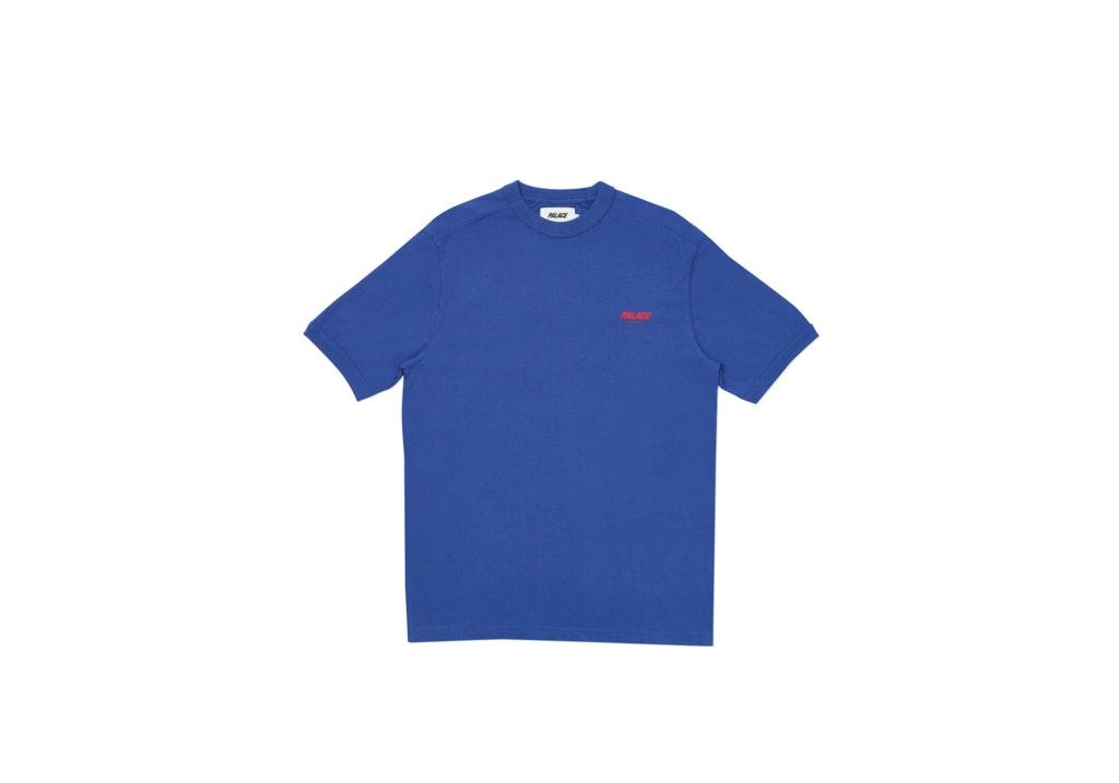 Palace Zyme T-Shirt Blue