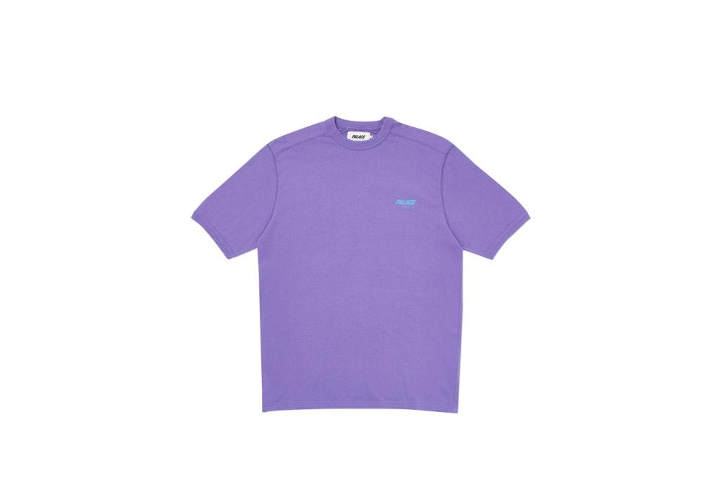 Palace Zyme T-Shirt Purple