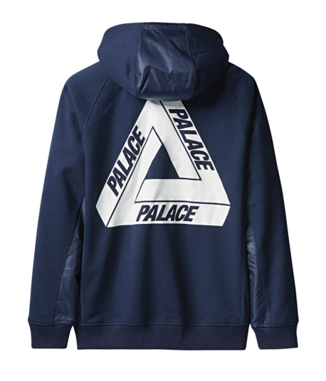 palace adidas hoodie