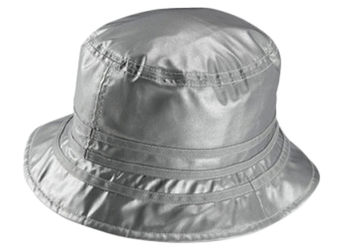 9a748ae9e513a Palace adidas Reversible Bucket Hat Reflective Grey - SS15