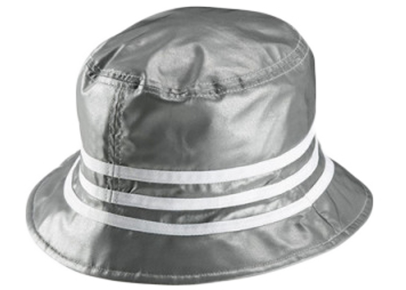 a67aafe91ffeb Palace adidas Reversible Bucket Hat Reflective Grey. adidas Reversible  Bucket