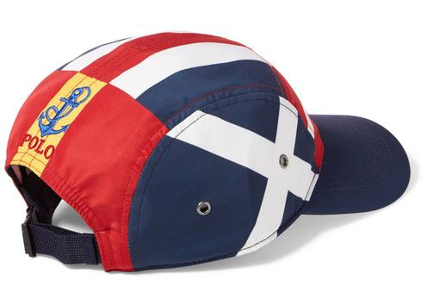 256139b1 Polo Ralph Lauren CP-93 Limited-Edition Flag Cap Sailing Flags - SS18
