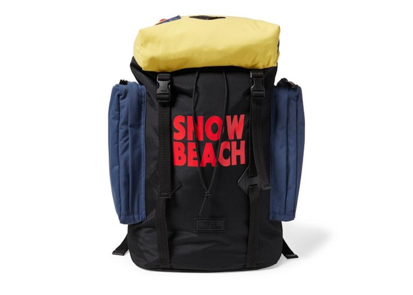 fea6611153a0 Polo Ralph Lauren Snow Beach Backpack Multi. Snow Beach