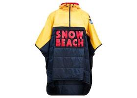 Snow Polo Waterchrome Lauren Beach Poncho Ralph Deep Yellow doeQBxrCW