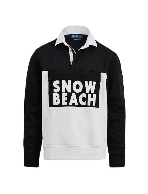 Polo Snow Lauren Rugby Black Beach Ralph rtxsQChd