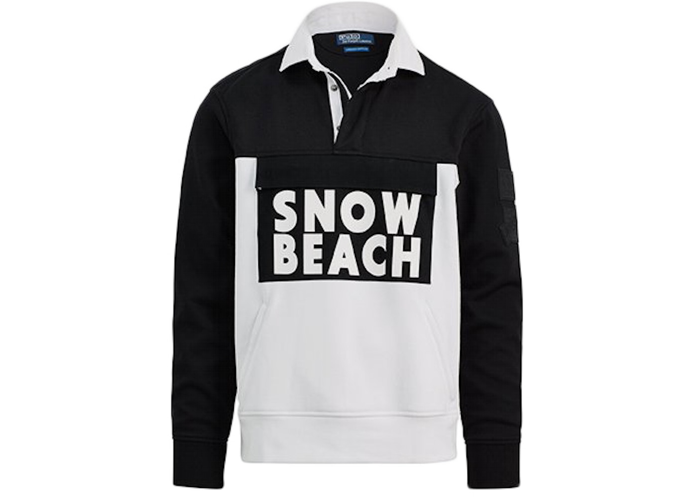 2c7196ea6a3 Sell. or Ask. Size L. View All Bids. Polo Ralph Lauren Snow Beach Rugby  Black