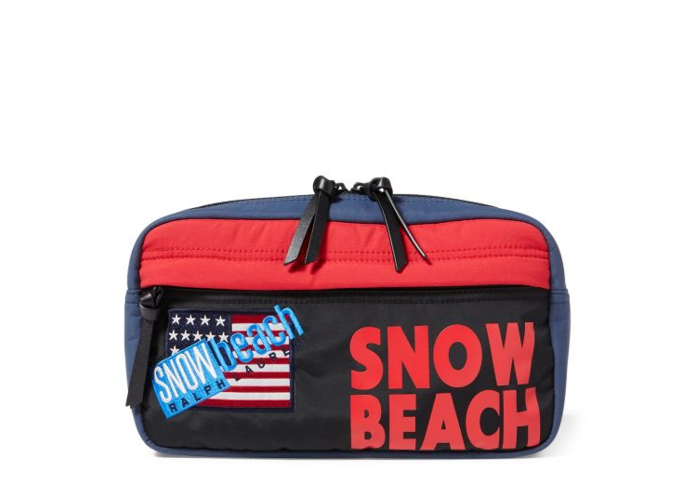 267760e12d Polo Ralph Lauren Snow Beach Waist Pack Multi. Snow Beach Waist