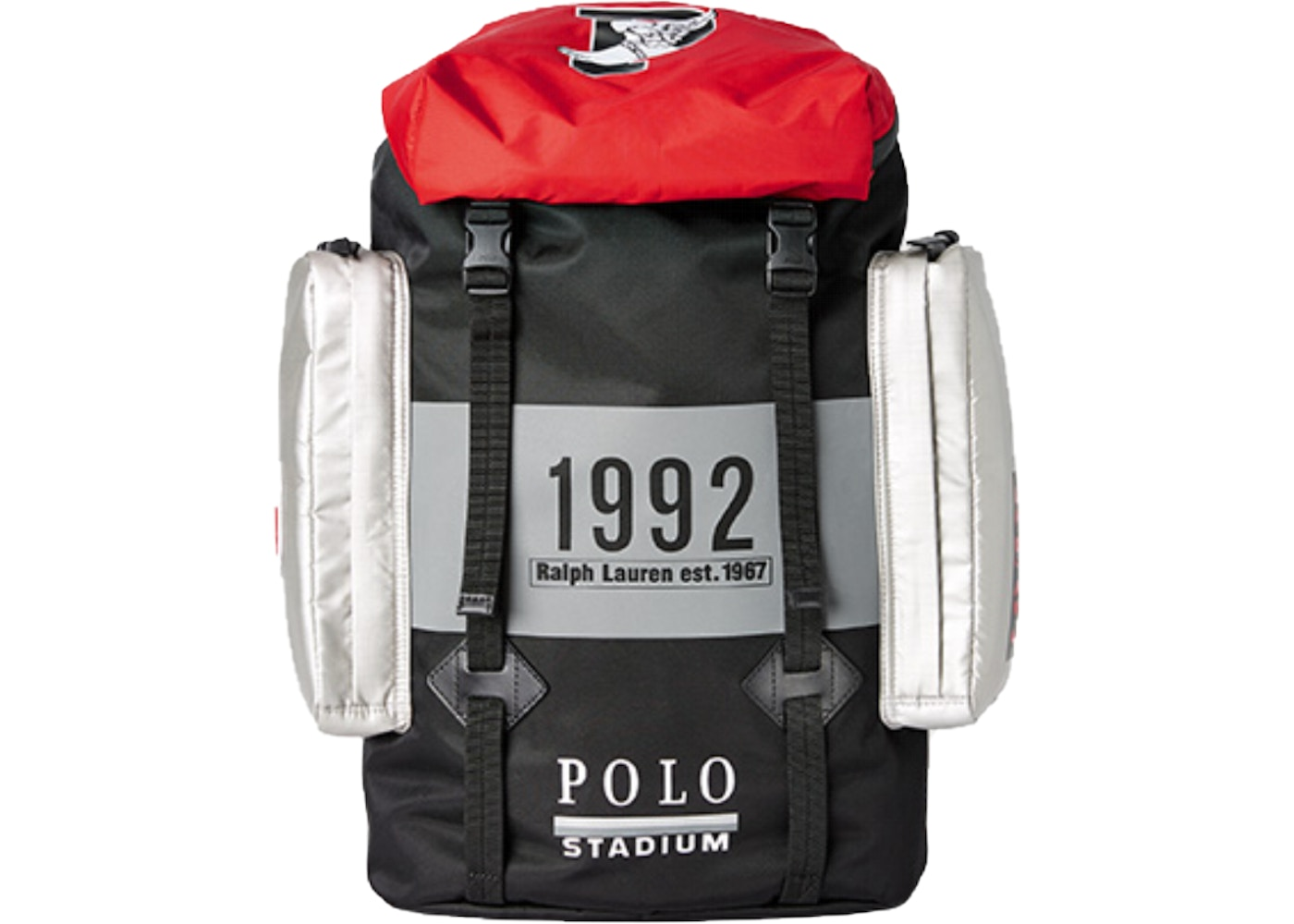 0a610a5f1dda Sell. or Ask. View All Bids. Polo Ralph Lauren Winter Stadium Backpack ...