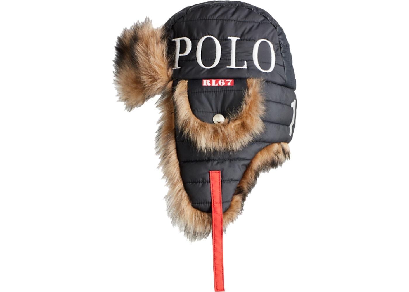 4ed57e77a12 Sell. or Ask. Size  S M. View All Bids. Polo Ralph Lauren Winter Stadium Earflap  Hat ...