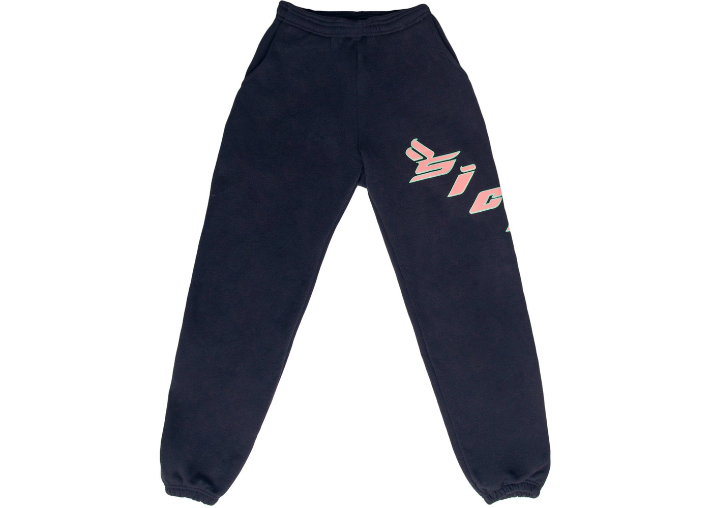 352f9b23 Sicko Pain Sweatpants Navy - SS19