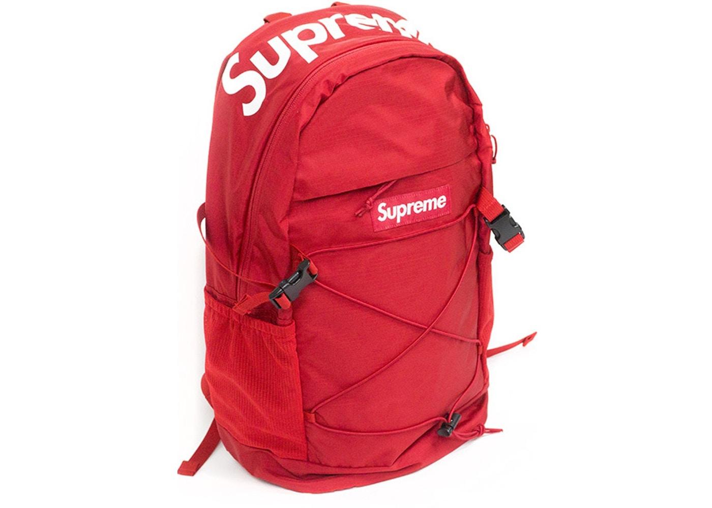 Or Ask View All Bids Supreme 210 Denier Cordura Backpack Red
