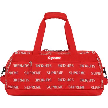 Supreme² Backpack 210D Cordura 3M Repeat Reflective FW17 Shoulder bag New SS