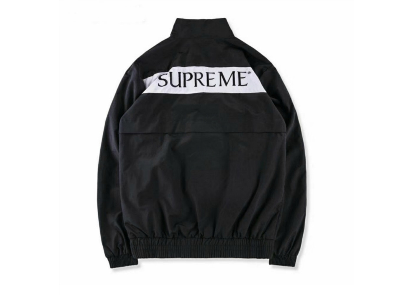 fd99638877e7 Sell. or Ask. Size M. View All Bids. Supreme Arc Track Jacket Black