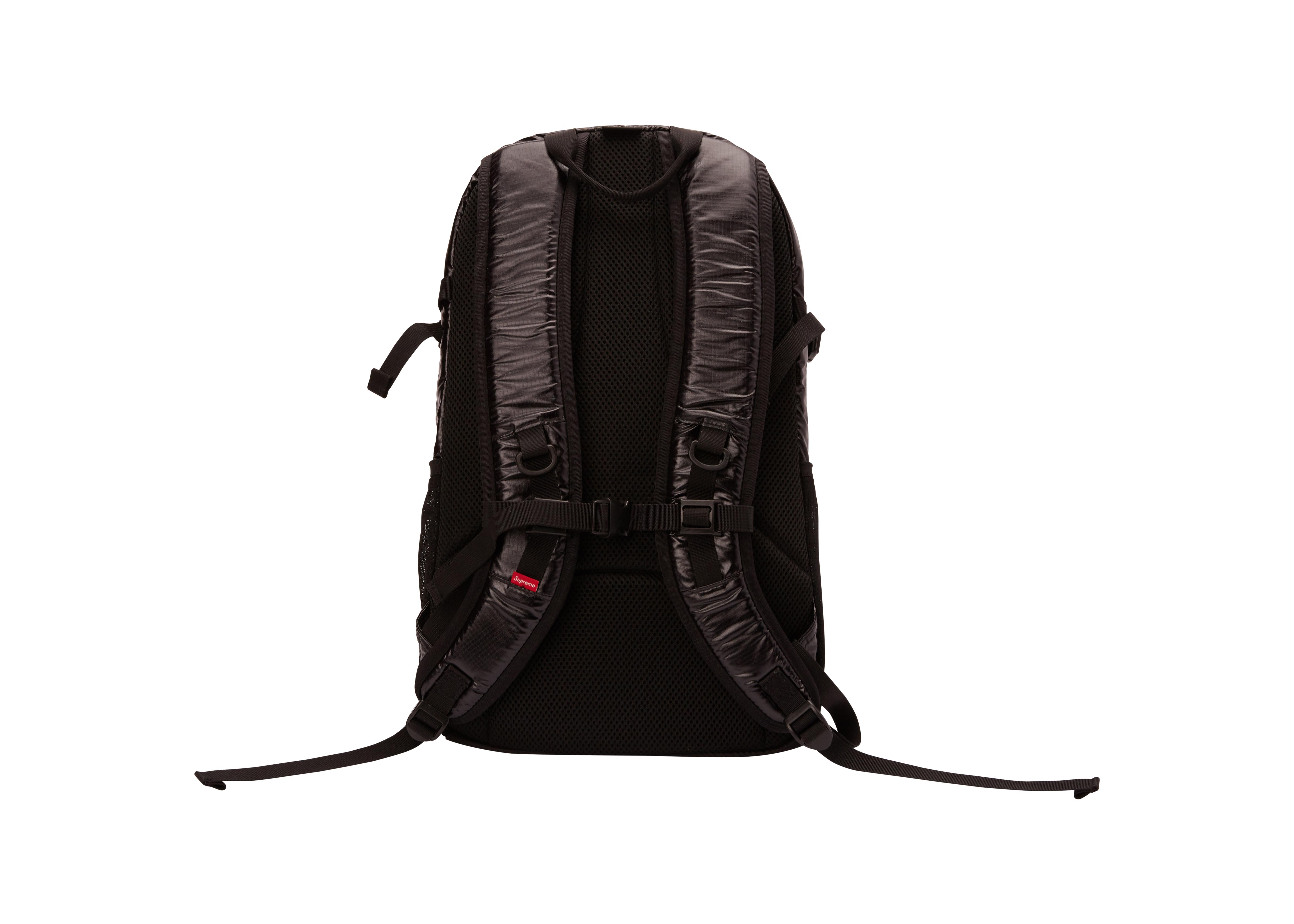 nike air max backpack white