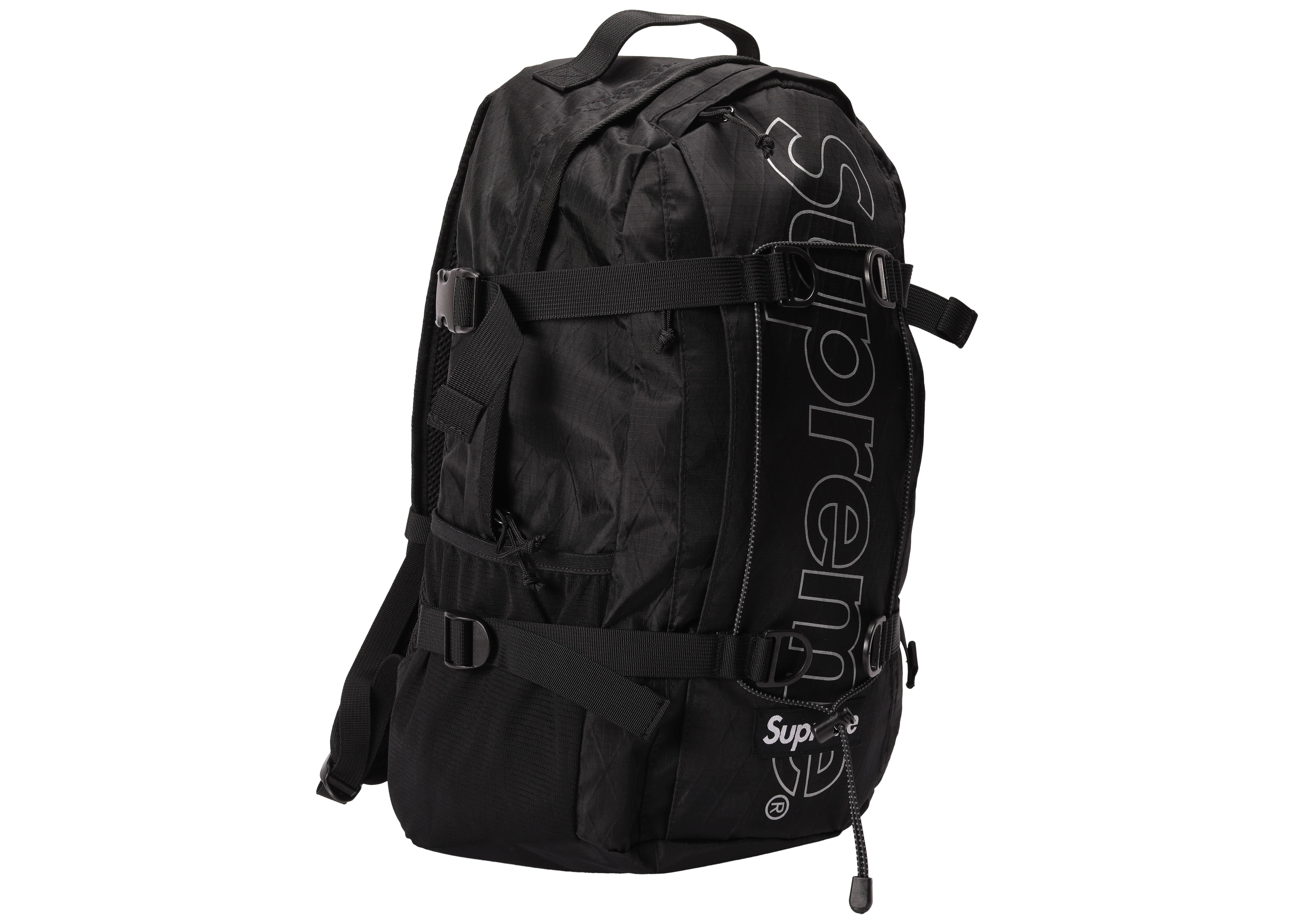Supreme Backpack (FW18) Black