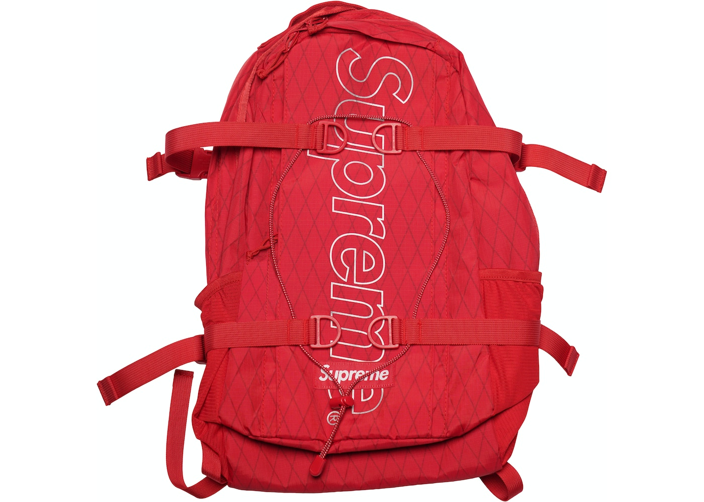 buy online f3521 7b003 Supreme Backpack (FW18) Red - FW18